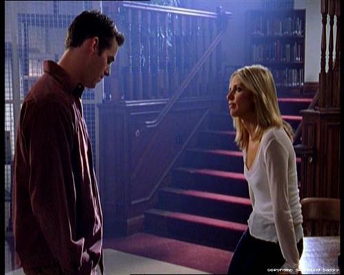Buffy & Xander (season 2)