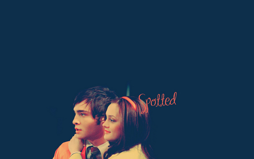 CHUCK&BLAIR LOVE 4EVER