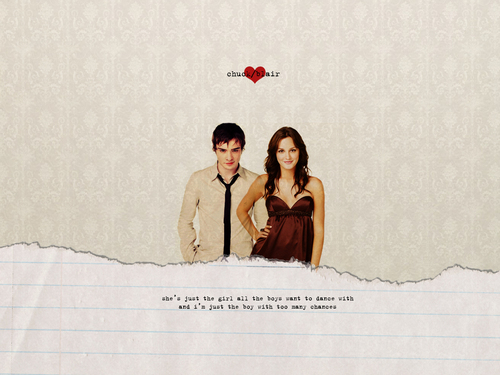 CHUCK&BLAIR LOVE 4EVER - blair-and-chuck Wallpaper