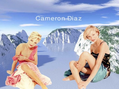 Cam 9 - cameron-diaz Fan Art