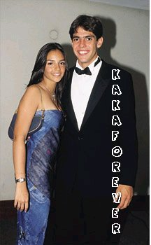 Carol and Kaká young
