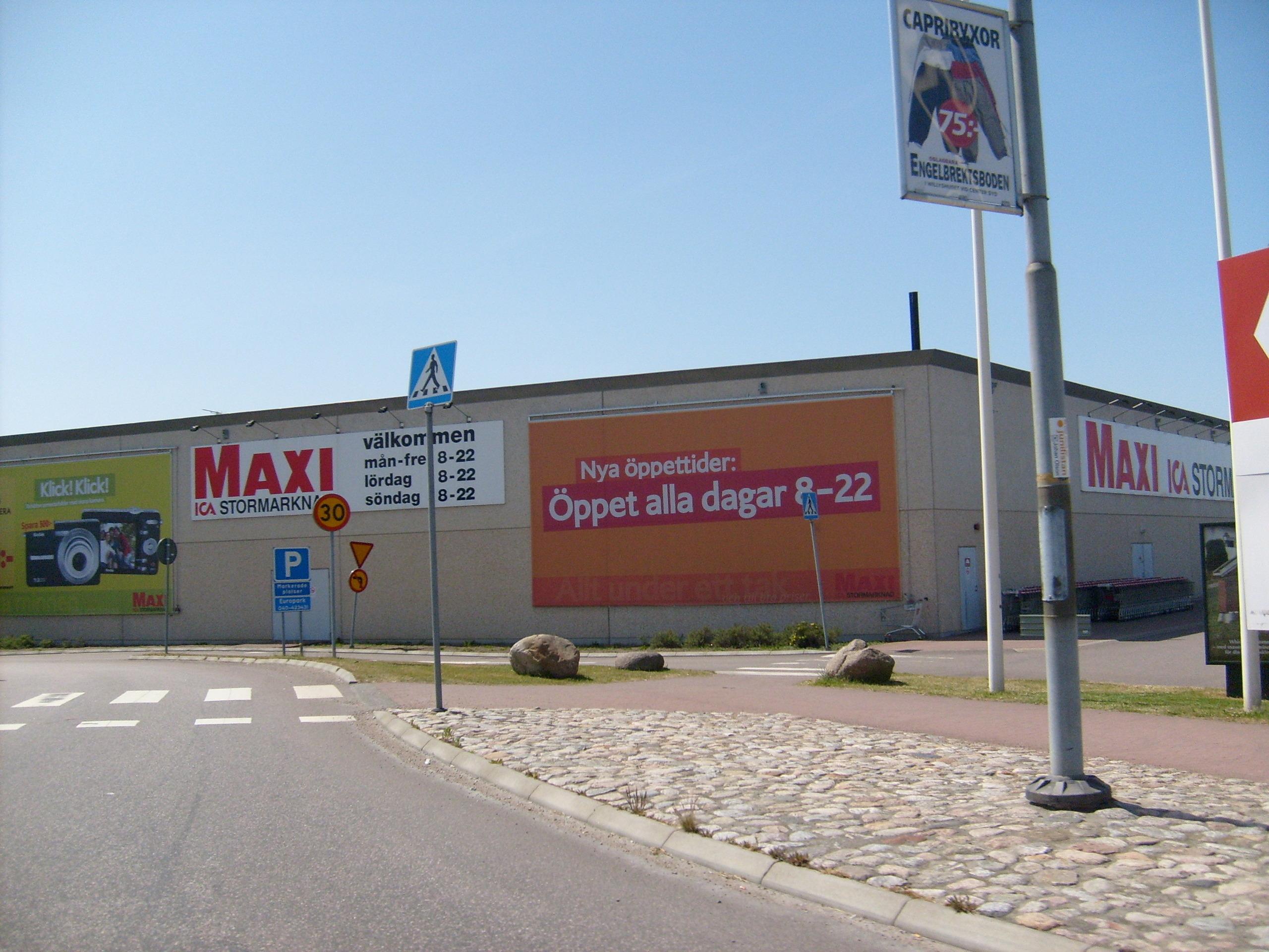 Center Syd Shopping Center