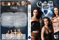 Charmed Season 8 Dvd Cover Made By Chibiboi - charmed photo