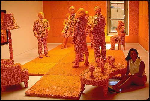 Cheeto Art Room