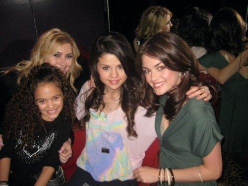 Chelsea, Selena, and Jennifer Pics