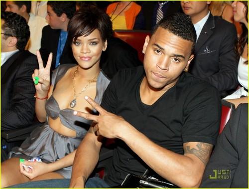 Chris @ MTV Awards 08
