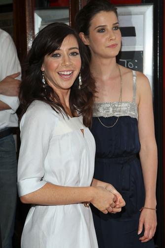 Cobie & Aly