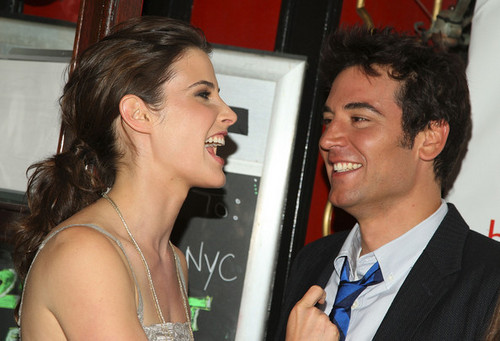 Cobie with Josh