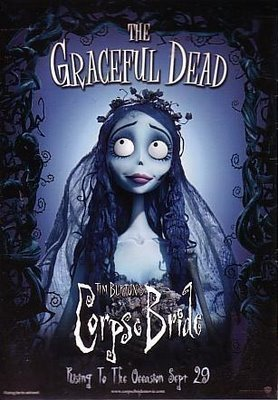Corpse Bride - corpse-bride Photo