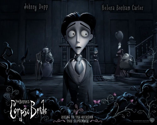 Corpse Bride wallpaper titled Corpse Bride