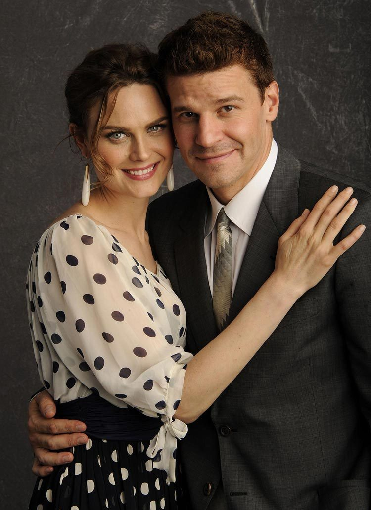 Bones images David Boreanaz and Emily Deschanel HD ...
