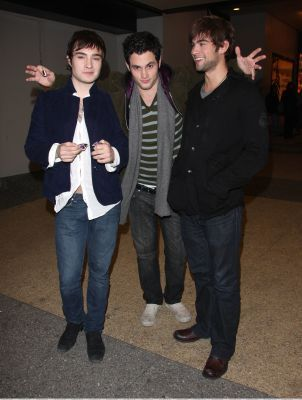 Ed, Chace, Penn