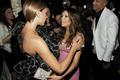 Eva & Victoria Beckham