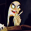 Evil reyna from Snow White