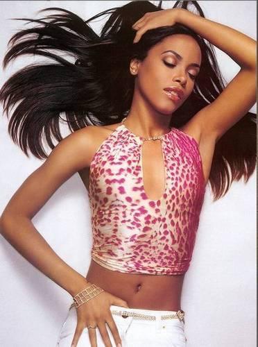 FHM- Aaliyah