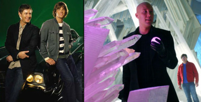 Fall Thursday Night's Duo- Supernatural and Smallville
