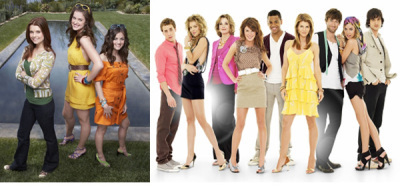 Fall Tuesday Night's Duo- Surviving the Filthy Rich and 90210 - the-cw Photo