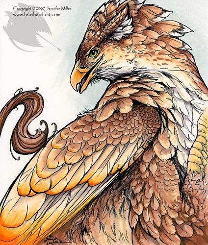 Firewing Gryphon