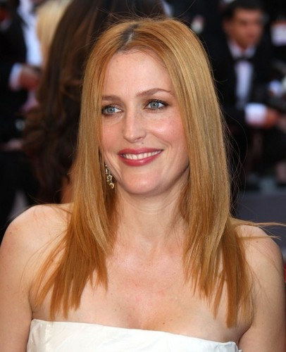 Gillian in Cannes