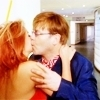 Ginger & Elton John - spice-world Icon