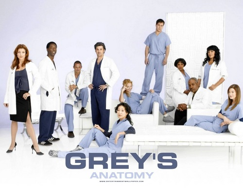Grey's Anatomy پیپر وال entitled Grey's Anatomy