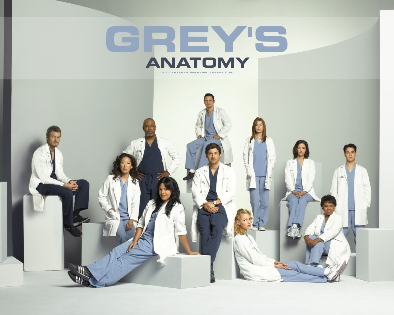 Grey's Anatomy - Grey's Anatomy Wallpaper (1450910) - Fanpop