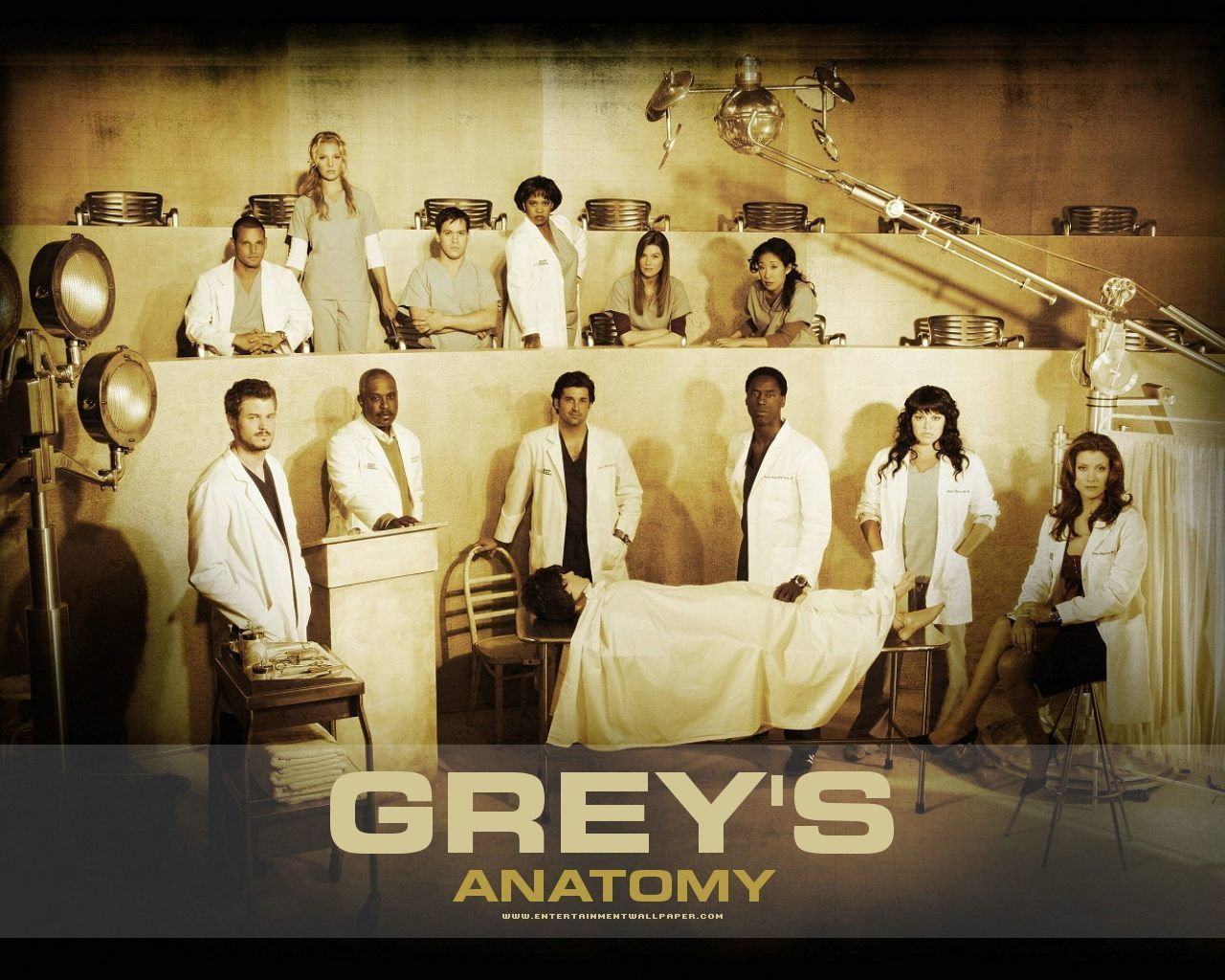 Grey's Anatomy - Grey's Anatomy Wallpaper (1450918) - Fanpop fanclubs