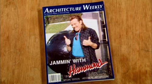 Hammond Druthers