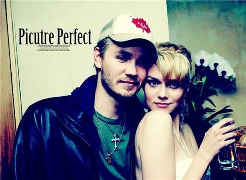 Hilarie & Chad. <3
