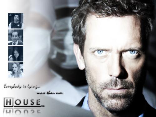 House MD - Black & White
