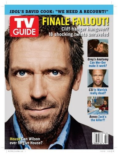 House - TVGuide Cover