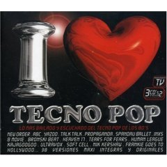 I amor Techno Pop