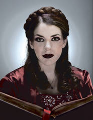I thought it look Coolio. It is Stephenie Meyer!