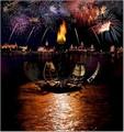 Illuminations, reflections of earth