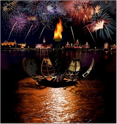 Illuminations, reflections of earth - walt-disney-world Photo