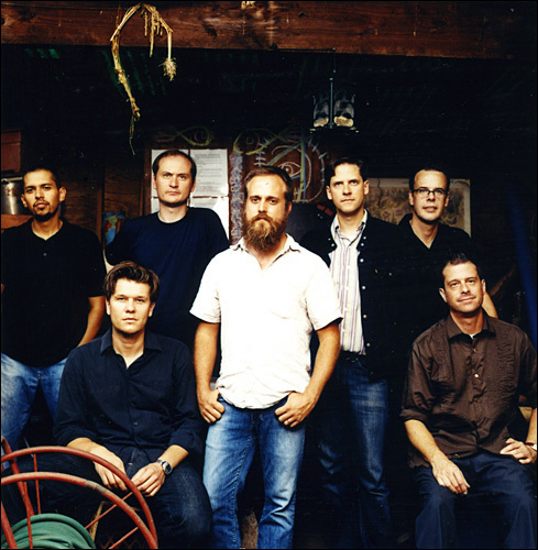 Iron and Wine with Calexico