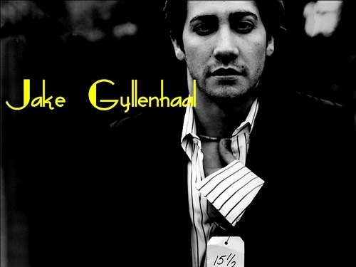 Jake Gyllenhaal wallpaper with a business suit entitled Jake