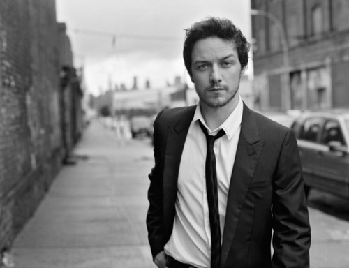 James McAvoy wallpaper with a business suit, a suit, and a street titled James