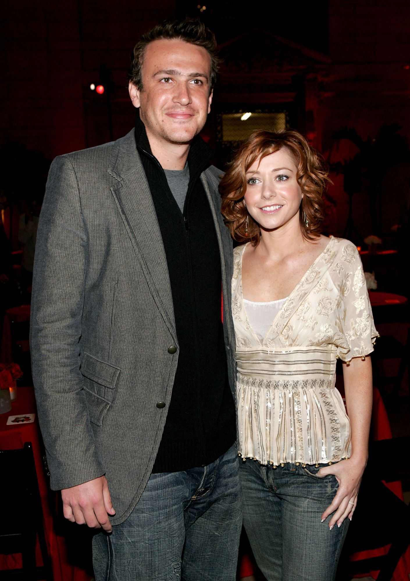 Jason & Aly - Jason Segel Photo (1462673) - Fanpop