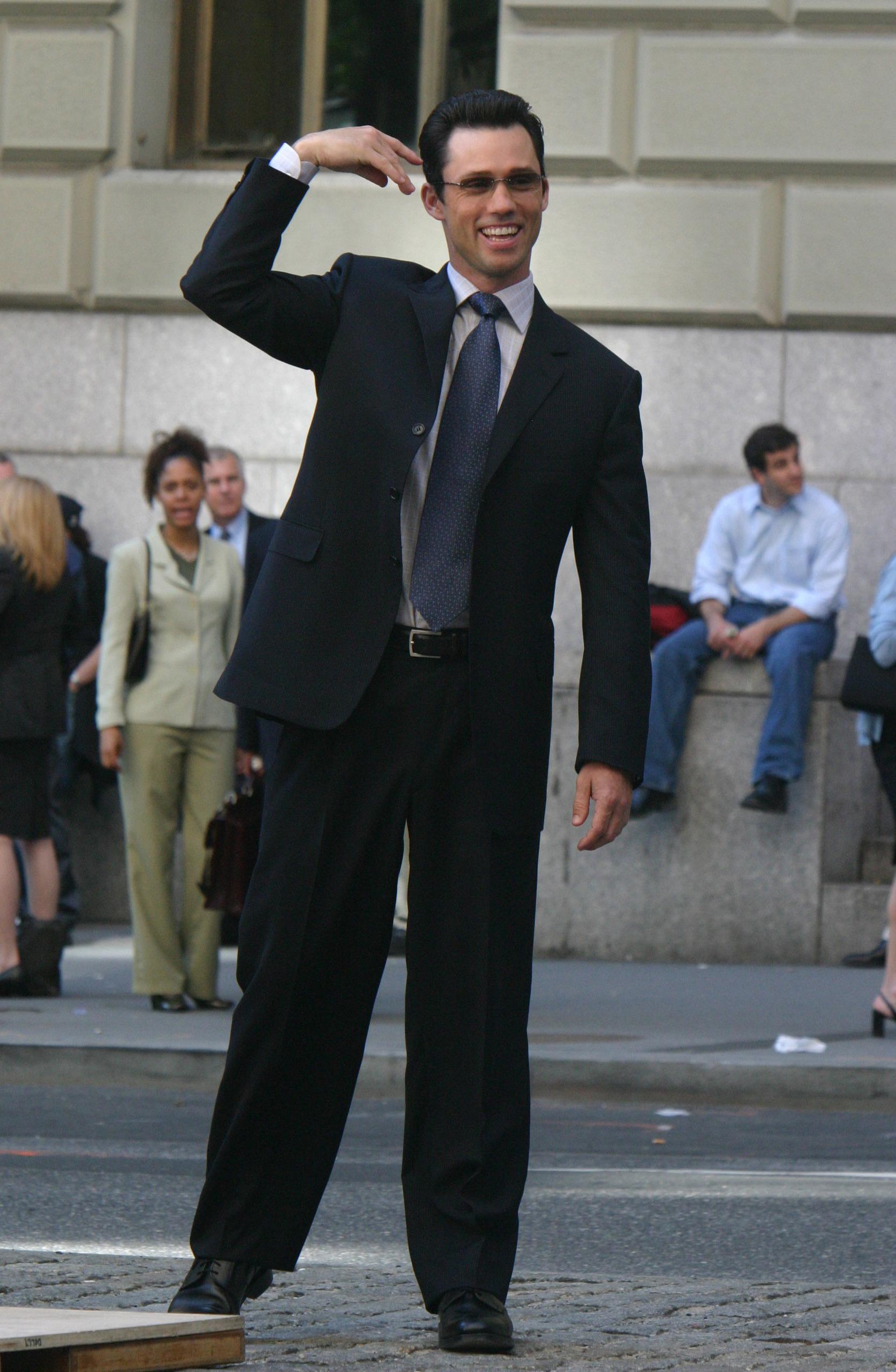 Jeffrey Donovan in Hitch