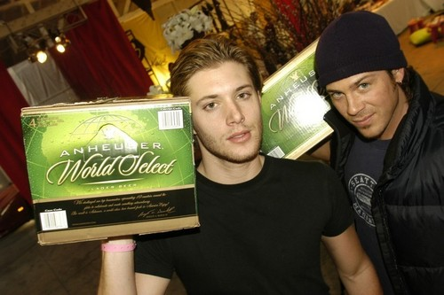 Jensen and Christian Kane