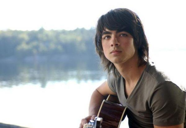 joe jonas from camp rock