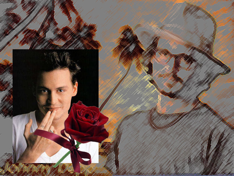 Johnny i love u