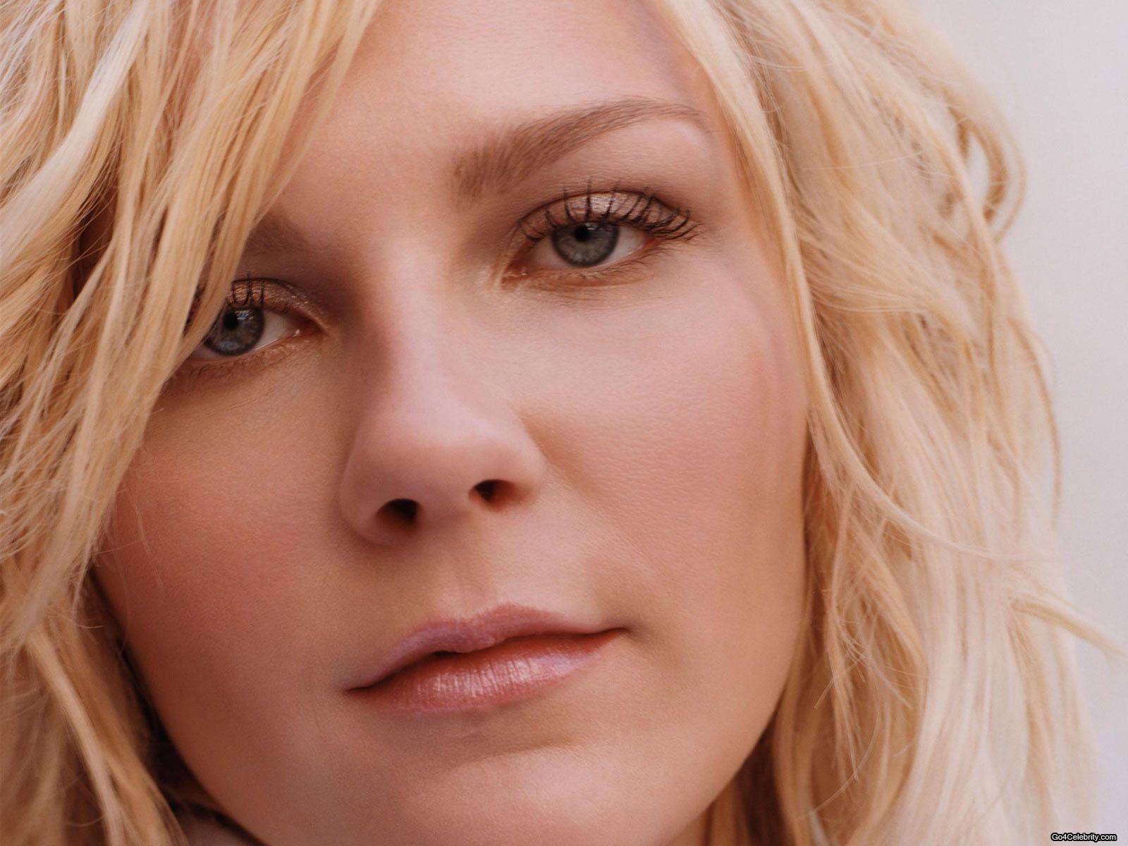 Actresses Kirsten Dunst
