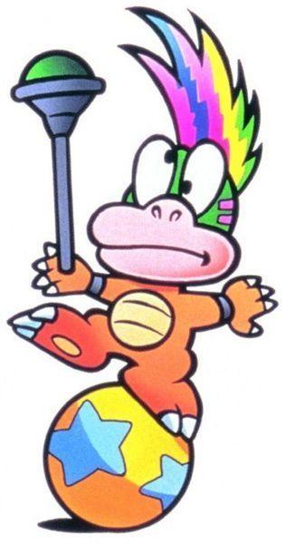 mario bros 3. Koopalings - Super Mario Bros.