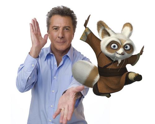 Dustin Hoffman - Shifu