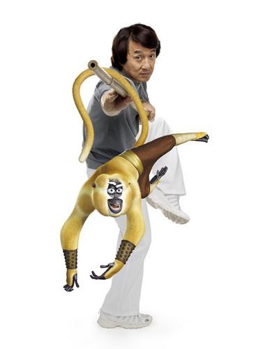 Jackie Chan - Monkey