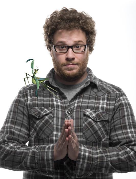 Seth Rogen - Mantis