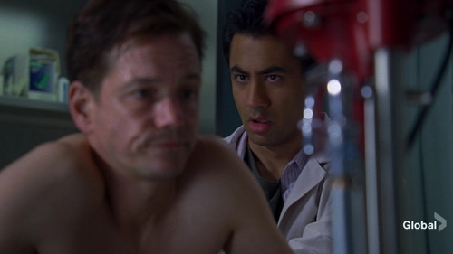 Kutner in 'Mirror Mirror'.