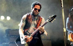 Lenny Kravitz in Turku, Finland